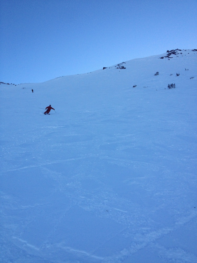 Page 201 for alpine meadows for Chair 23 mammoth