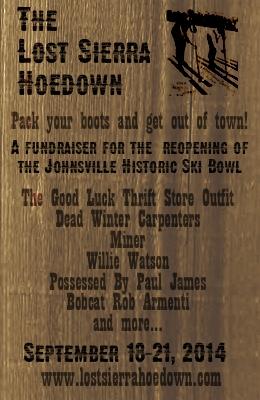Lost Sierra Hoedown