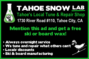 Tahoe Snow Lab