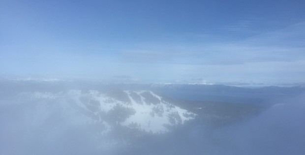 Blue sky over Alpine. Photo by Oznorts