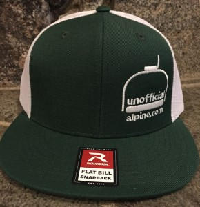 If you've been asking about buying a UA cap, now's your chance to win one.
