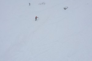 First turns in Palisades