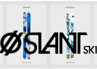 The mens' collection of Slant Skis