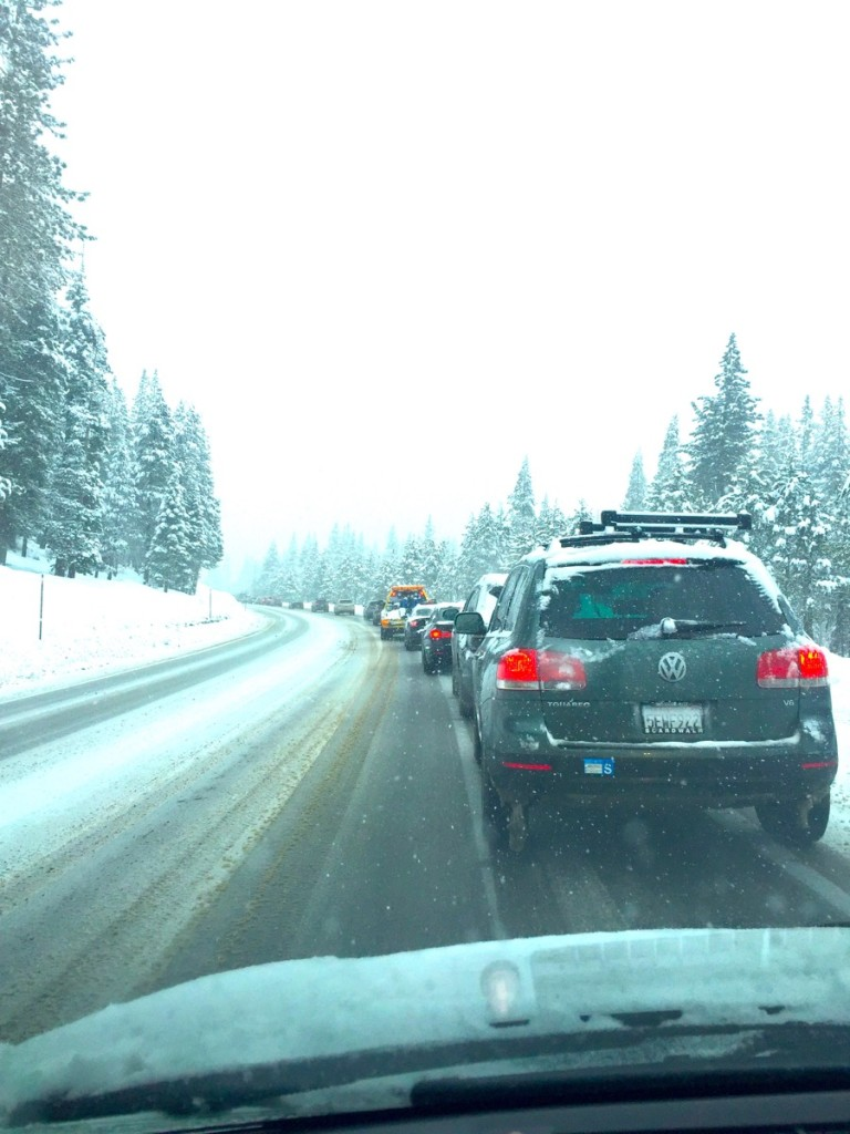The future of traffic in the Tahoe basin?