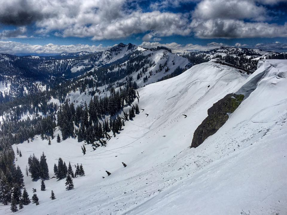 High Traverse was also looking very nice this week. Photo by Patty