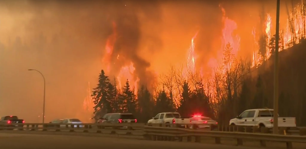 The future in Lake Tahoe? The Fort McMurray evacuation in Alberta this summer has many people thinking about the potential for disaster.