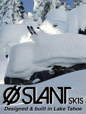 Slant Skis